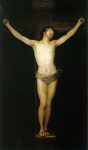 Francisco De Goya - Cristo Crucificado