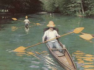 Gustave Caillebotte - intitulado