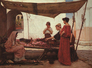 John William Waterhouse - intitulado