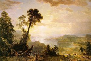 Asher Brown Durand - Sin título 7143