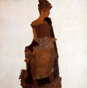 Egon Schiele - untitled (893)
