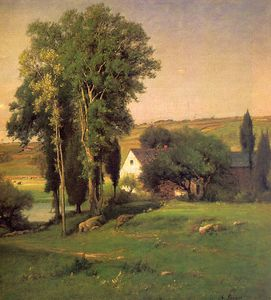 George Inness - Sin título 2751