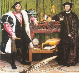 Hans Holbein The Younger - Sin título 9357