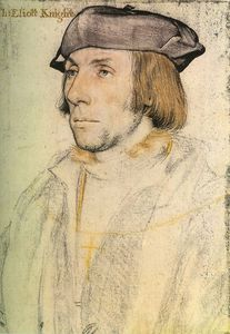Hans Holbein The Younger - Sin título 3345