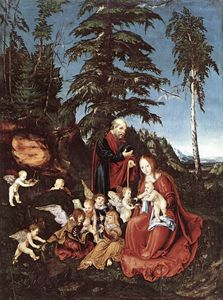 Lucas Cranach The Elder - sin título (8527)
