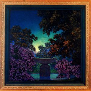 Maxfield Parrish - sin título (1047)