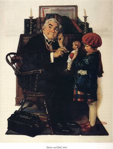 Norman Rockwell - sin título (981)