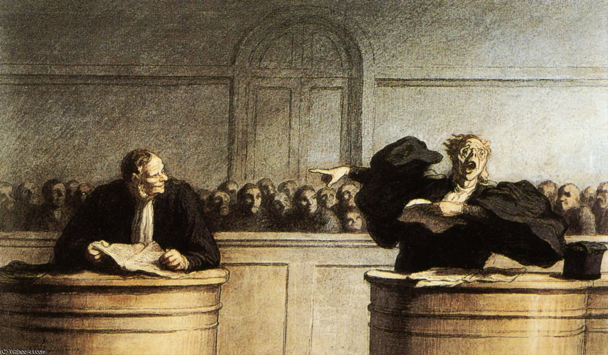 Famous Paintings Of The Courts In France