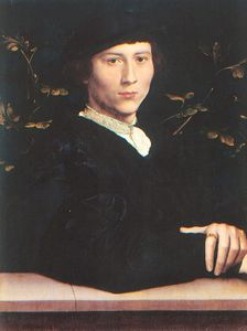 Hans Holbein The Younger - Sin título 725