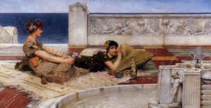 Lawrence Alma-Tadema - ama Devotos