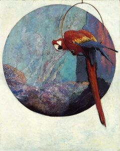 Robert Lewis Reid - Study_for_-Polly-