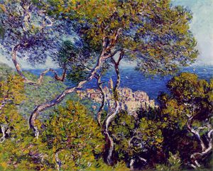 Claude Monet - Bordighera , el arte Instituto de Do