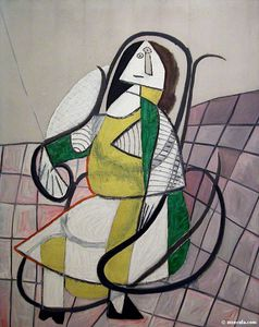 Pablo Picasso - Le rocking-chair
