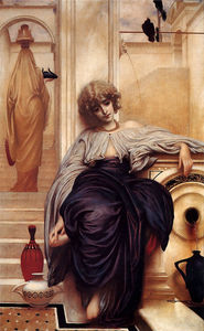 Lord Frederic Leighton - canciones sin  palabras