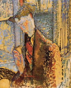 Amedeo Modigliani - Franco haviland burty