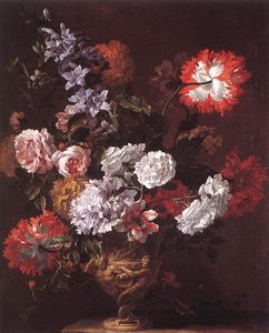 Ambrosius Bosschaert The Younger - Flor -   001