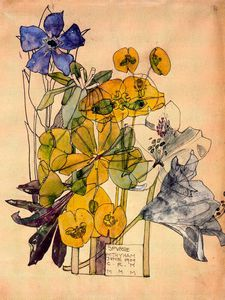 Charles Rennie Mackintosh - Sin título 911