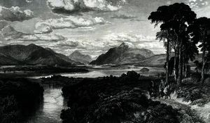 Samuel Bough - Loch Lomond