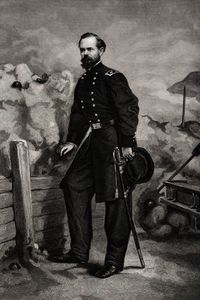 Thomas Nast - Botas retrato del general james birdseye mcpherson