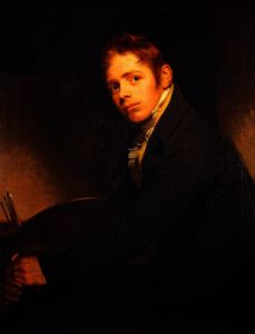 William Beechey - Señor david wilkie