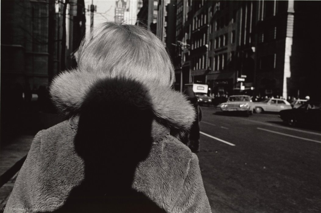 Nueva york (2) de Lee Friedlander