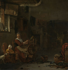 Thomas Wijck - Agricultor Spinning