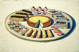 Wayne Thiebaud - Arte pop