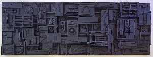 Louise Nevelson - el cielo catedral