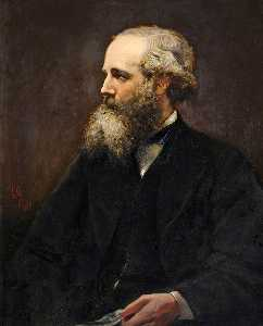 Lowes Cato Dickinson - james clerk maxwell , Hombre , Físico
