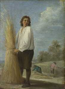 David The Younger Teniers - verano