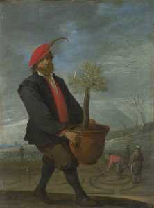 David The Younger Teniers - resorte