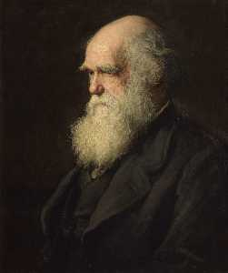Walter William Ouless - Charles Roberto Darwin ( 1809–1882 )