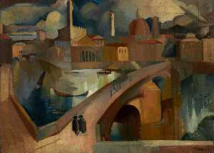 William George Gillies - Florencia