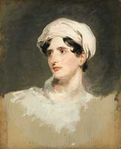 Thomas Lawrence - María , lady callcott