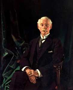 William Newenham Montague Orpen - Señor charles algernon parsons ( 1854–1931 )