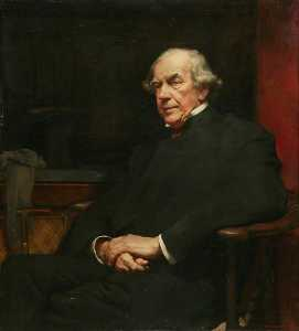 William Newenham Montague Orpen - james staats forbes
