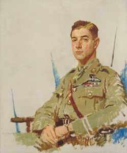 William Newenham Montague Orpen - james importante byford mccudden ( 1895–1918 ) , VC , DSO , MC