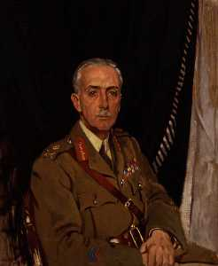 William Newenham Montague Orpen - charles sackville Oeste , 4th Barón Sackville