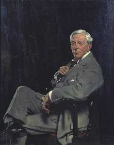 William Newenham Montague Orpen - Señor Guillermo mccormick