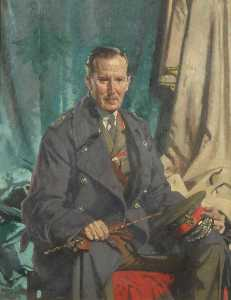 William Newenham Montague Orpen - General Señor john s . Cowans ( 1862–1921 )