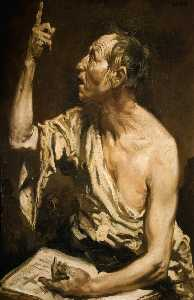 William Newenham Montague Orpen - san Patricio