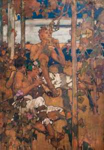 Frank William Brangwyn - Música