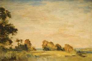 Philip Wilson Steer - Rodaballo , Buckinghamshire