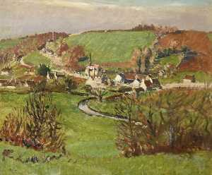 Paul Ayshford Methuen - Vado , Wiltshire