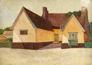 Charles Paget Wade - Clement's Cabaña , Yoxford