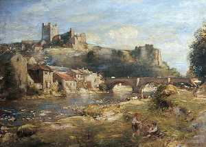 Walter Westley Russell - Richmond , Yorkshire