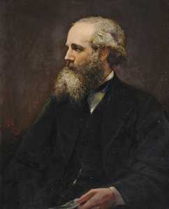 Lowes Cato Dickinson - james clerk maxwell ( 1831–1879 ) , Hombre , Físico