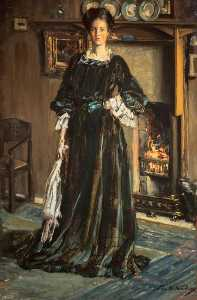 Francis Henry Newbery - eileen lavery ( 1890–1935 )