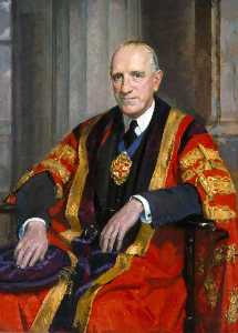 Francis Edwin Hodge - lord alfred webb johnson ( 1880–1958 ) , Bt , KCVO , CBE , DSO , TD
