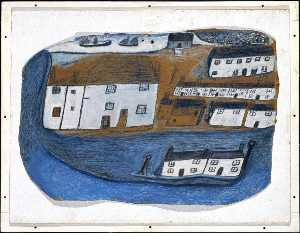Alfred Wallis - st. ives